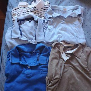 Other - Lot of 5 Men's Polo's Size XL Good Condition
